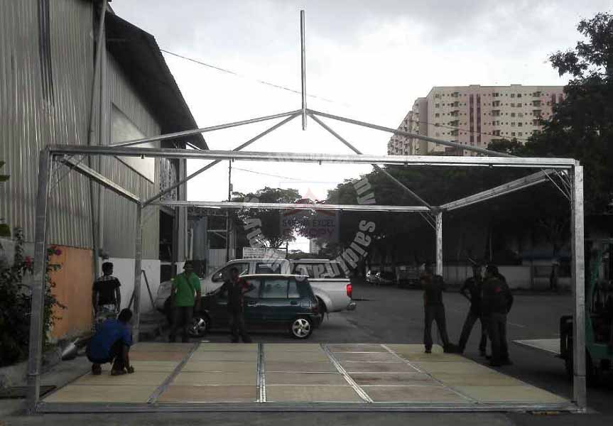 Modular Tent Supplier Malaysia The Cheapest Price Of