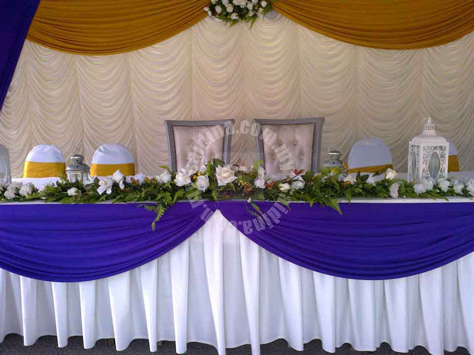 Table Skirting Supplier The Cheapest Price Of High