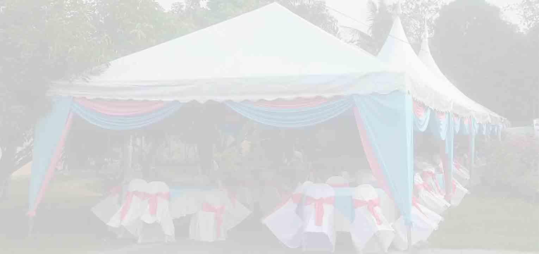 Canopy Tent Supplier Malaysia Arabian Pyramid A Shape